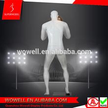 Wholesale fiberglass male basketball mannequins