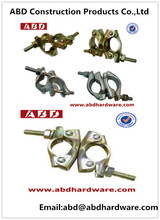 Different Types of Scaffolding Couplers and Scaffolding Joint Nuts ( Factory Price)