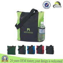 Outdoor carrying 80gsm ecological reusable non woven bag
