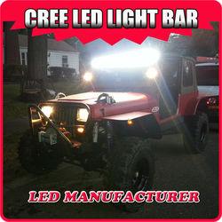 OSRING 72w led light bar off road