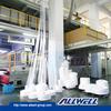 High standerd quality non woven fabric slitting machine