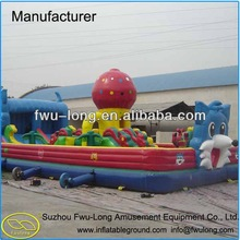 Hot Selling Inflatable Space Jump Castle/Inflatable Combo for Kids Amusement