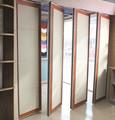 de madera de decoración de la pared insonorizadas panel de la puerta