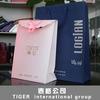 die cut shopping bag decorative reusable shopping bag smart shopping paper bag