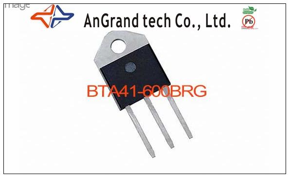 Bta41-600brg симистор 600v 40a