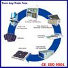 1MW~50MW Photovoltaic Solar Panel Making Machine For 300 Watts Big Panels