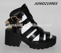 sapatos de mulher sandálias de salto para as meninas de plataforma de moda