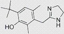 Oxymetazoline, CAS: 1491-59-4, Purity: 99%