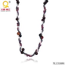 pearl jewelry design 2 strand necklace