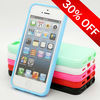 Wholesale candy color fancy cover for iphone 5C TPU case