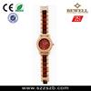 wooden watch factory hot selling wood wrist watch