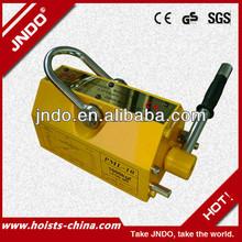 Jndo Top Sales Permanent Magnetic Lifter 2000kgs