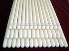 Ceramic Alumina Tube & Pipe 99-99.7% Al2O3 For Industry