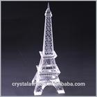 Unique Eiffel tower Crystal tower model