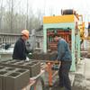 qt4-15 automatic concrete block machine,machine de fabrication de parpaings automatique