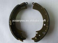 Car Brake shoe for S587