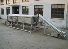 Customized Frozen Vegetable&Fruit/Chili/Spinach/ Cabbage Pre-processing Production Line/Equipments