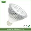 Factory direct sale high power 7w led par 30 e27