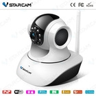 VStarcam T6835WIP Two way audio webcam wifi and wired indoor home security PT wifi ip camera