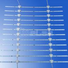 Scrolling billboards /advertising billboard led lattice module