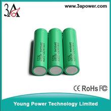 original samsung 18650 battery ICR18650-22f 3.7V 2200mah