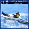 Hison factory sale 6 Seats Double Engined et aluminium catamaran passenger ferry