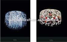 2012 Modern K9 crystal low-voltage lights