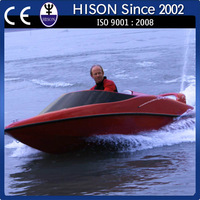 China manufacturer Hison new year promotion steel trawler yachts for sale