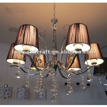 2012 Five Star Hotel chandelier lighting crystal