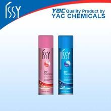 Rice Starch Perfumed Dry Shampoo Spray OEM Hair Product