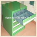 o design moderno da gaveta do tipo móvel de metal armário de cabeceira