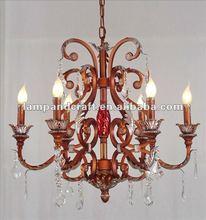 2012 Euro Style indoor lamp/Chandelier/lighting