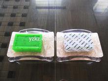 Hand made olive oil hotel soap(OEM design)