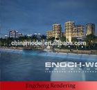 3D architecture rendering,3D exterior design,3D rendering