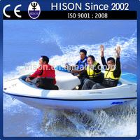 2014 Hison China factory directly sale fiberglass cabin boats