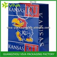 Kansas Jayhawks vintage paper bag