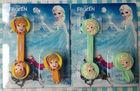 new items cartoon cute cable clip frozen Elza frozen Anna cord holder