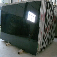 China Black Galaxy Granite Tile And Slab Hot Selling, Absolute Black stone