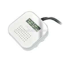 HR-1021 best digital waterproof clock radio