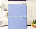 2014 New Design Wallet Stand Cell Mobile Phone Leather Flip Smart Cover case For apple ipad air ipad 5