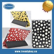 Folio leather case for ipad air