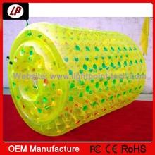 High quality gas filled water walking ball roller walker