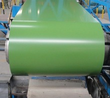 Color Coated Aluminum Sheet in Coil