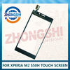 Original touch screen replacement digitizer FOR SONY XPERIA M2 S50H