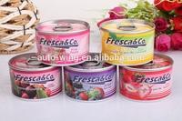 car perfume gel air freshener new car scent