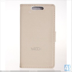 Made in China Leather Case Cell Phone for LG L70 P-LGL70SPCA003