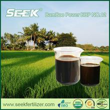 Organic foliar fertilizer with EM