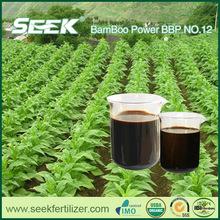 Organic liquid fertilizer with EM