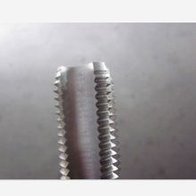 metric size hss screw thread tap tool for metal parts