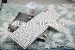 New Fashion! 2.4G mini ultra-thin wireless keyboard mouse combo